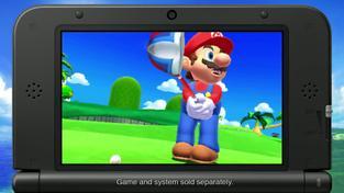Mario Golf World Tour - trailer