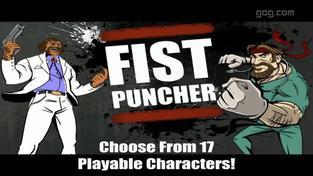 Fist Puncher - trailer