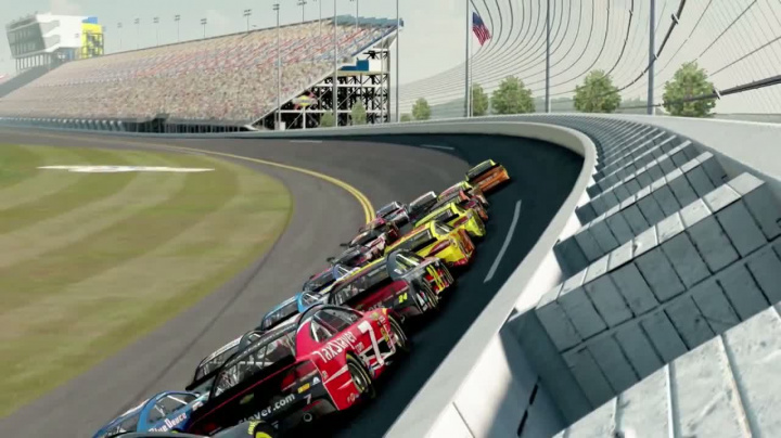 NASCAR '14 – Launch Trailer