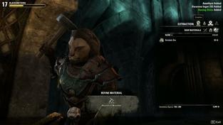 The Elder Scrolls Online - Blacksmithing