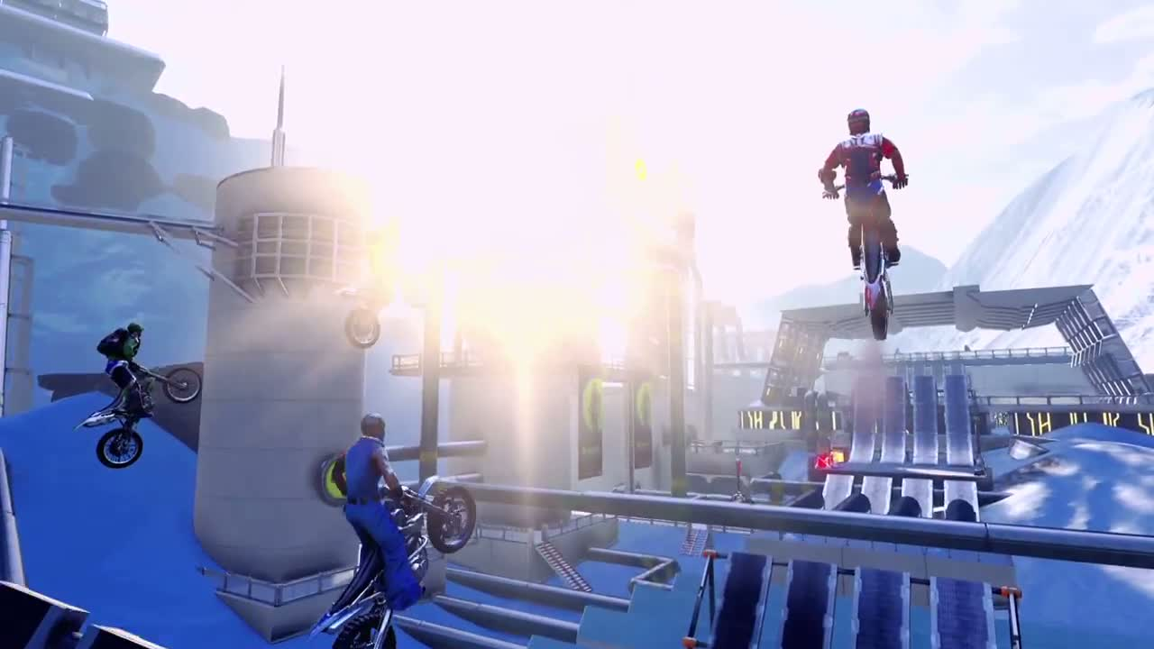 how to play trials fusion multiplayer online