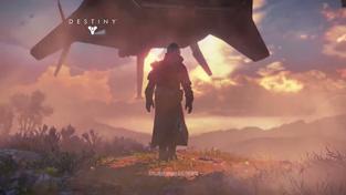 Destiny - reklama na PS4 verzi se záběry ze hry