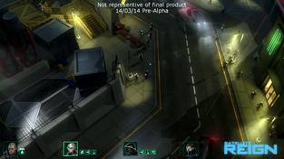Satellite Raign - pre-alpha preview