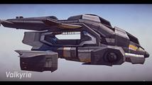 PlanetSide 2 - Valkyrie Aircraft