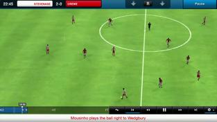 Football Manager Classic 2014 - Zápasové video