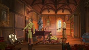 Broken Sword 5 - the Serpent's Curse: Episode 2 trailer