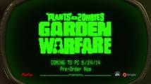 Plants vs. Zombies Garden Warfare – PC Announcement