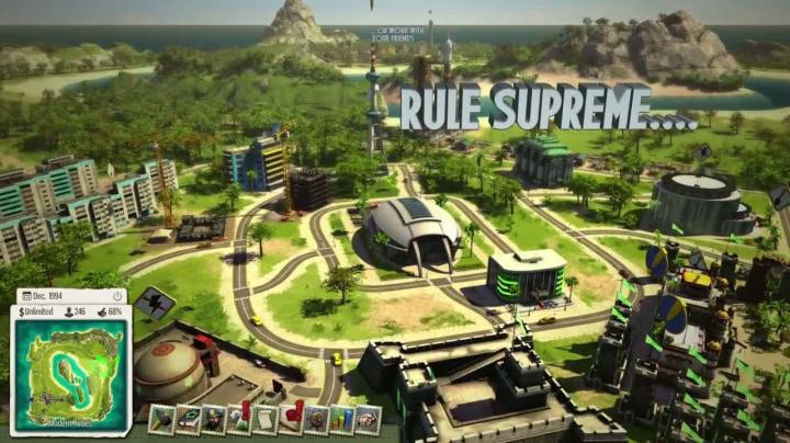 Tropico 5 - multiplayer