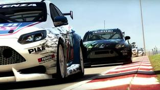 GRID Autosport - Touring Trailer
