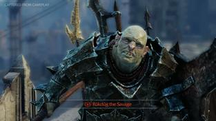 Middle-earth: Shadow of Mordor - zbraně a runy