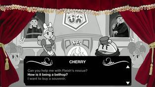 Fleish & Cherry in Crazy Hotel - alpha demo trailer