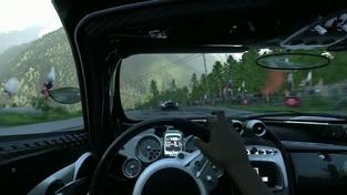 Driveclub - kanadská trať s Pagani Huayra (1080p)