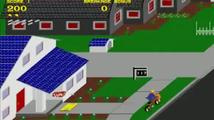 Paperboy - originální automatová verze