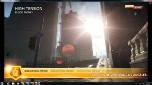 Battlefield Hardline - Beta gameplay