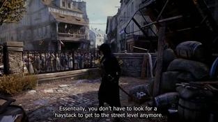 Assassin's Creed Unity - Komentované demo (E3 2014)