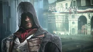 Assassin's Creed Unity - Představení Arna (E3 2014 Trailer)