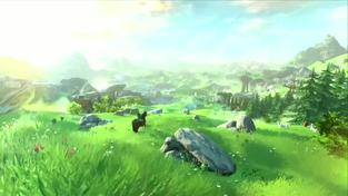 The Legend of Zelda (Wii U) - E3 2014 trailer