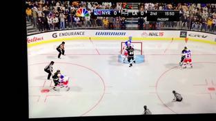 NHL 15 - E3 2014 Gameplay záběry z ranné verze