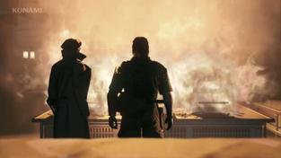 Metal Gear Solid 5: The Phantom Pain - E3 2014 trailer (prodloužená verze)