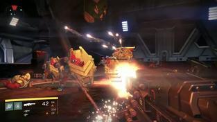 Destiny - E3 2014 záběry ze hraní