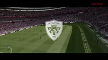 Pro Evolution Soccer 2015 - Bayern vs Juve teaser