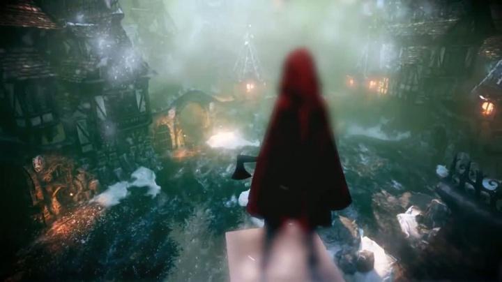 Woolfe - The Red Hood Diaries - teaser