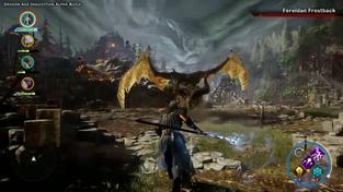 Dragon Age: Inquisition - E3 prezentace, první část