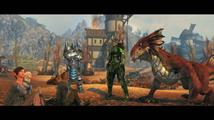 Neverwinter –Tyranny of Dragons trailer
