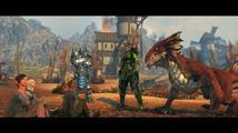 Neverwinter –Tyranny of Dragons trailer