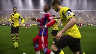 FIFA 15 - Agility and Control