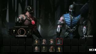 Mortal Kombat X - Kano Trailer