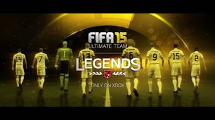 FIFA 15 – Ultimate Team New Legends