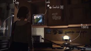Life is Strange - záběry z hraní