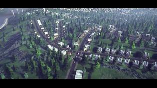 Cities: Skylines - oznamovací trailer
