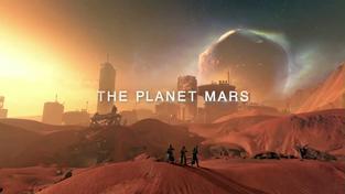 Destiny - Mars Trailer
