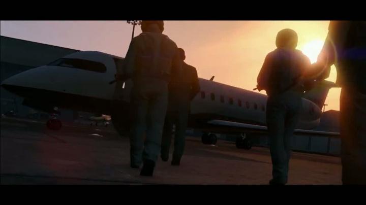 Grand Theft Auto Online - Flight School