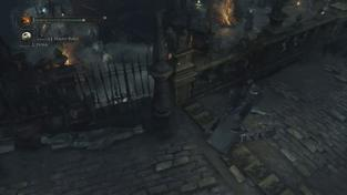 Bloodborne - Gamescom 2014 demo video