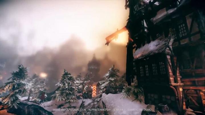 Woolfe - The Red Hood Diaries – Gamescom