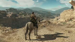 Metal Gear Solid V: The Phantom Pain Gamescom GC Demo