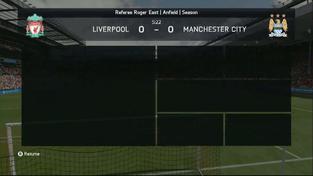 FIFA 15 - Liverpool vs Manchester