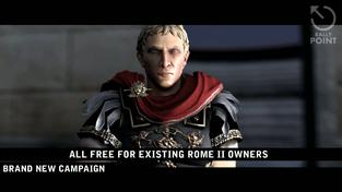 Total War: Rome II - Rally Point 21, Emperor Edition