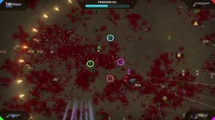 Crimsonland - trailer o kooperaci