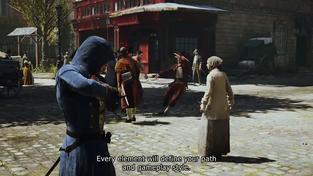 Assassin's Creed: Unity - upravitelnost a kooperace
