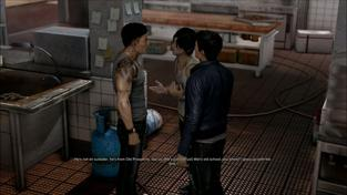 Sleeping Dogs - PS4 Cutscény