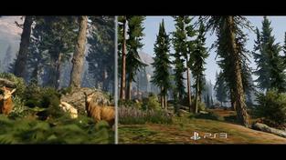 Grand Theft Auto V - Porovnání PS4 a PS3 verzí