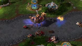 Heroes of the Storm - BlizzCon 2014 feature trailer