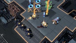 StarCraft II: Legacy of the Void - multiplayer update Zerg