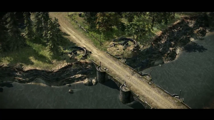 Blitzkrieg 3 - mapy
