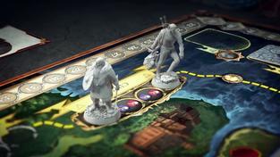 The Witcher Adventure Game - trailer na deskovku
