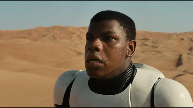 Star Wars: Episode VII - The Force Awakens Official Trailer
